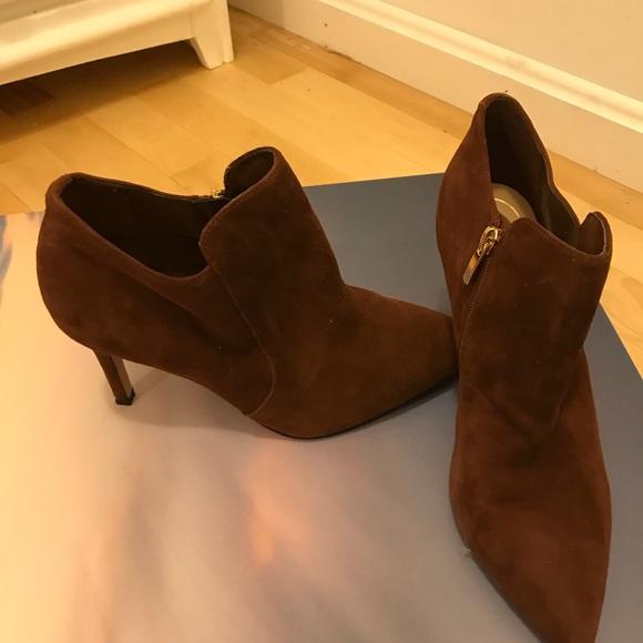 31453d8236288 Clarks Shoes | Clark Dinah Spice Bnwt Booties | Poshmark